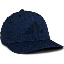 Adidas Men's Digital Print Personalized Hat  - Collegiate Navy