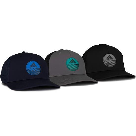 Adidas Men's Globe Trucker Hat