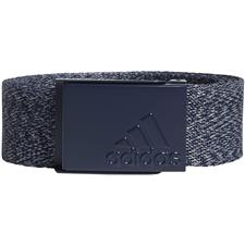 Adidas Heathered Web Belt - One Size Fits Most - Collegiate Navy