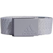 Adidas Heathered Web Belt - One Size Fits Most - Grey Three