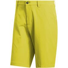 Adidas Solar Yellow Ultimate365 9-inch Shorts - 2020 Model