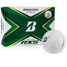 Bridgestone Tour B RXS Personalized Golf Balls