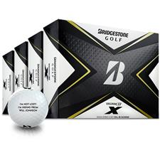 Bridgestone Tour B X Golf Balls - Buy 3 DZ Get 1 DZ Free