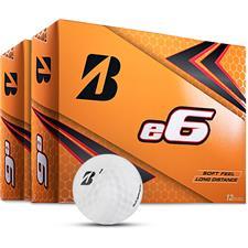 Bridgestone e6 Monogram Golf Balls - 2 Dozen