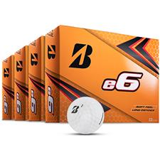 Bridgestone e6 Golf Balls - Buy 3 DZ Get 1 DZ Free