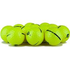 Bridgestone Logo Overrun e6 Yellow Golf Balls