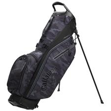 Callaway Golf Fairway C Stand Bag Double Strap - Black-Camo