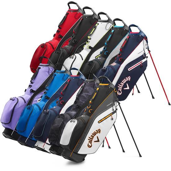 Callaway Golf Fairway C Stand Bag Double Strap