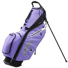 Callaway Golf Fairway C Stand Bag Double Strap - Lilac-Black