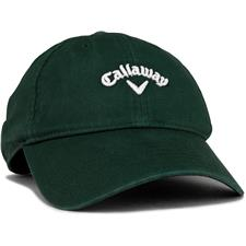 Callaway Golf Men's Heritage Twill Personalized Hat - Green-White