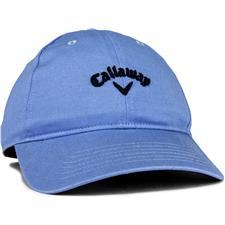 Callaway Golf Men's Heritage Twill Personalized Hat - Light Blue-Navy