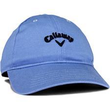 Callaway Golf Men's Heritage Twill Hat - Light Blue-Navy