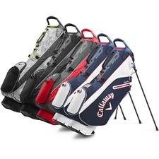 Callaway Golf Personalized Hyperlite Zero Double Strap Stand Bag 2020 Model