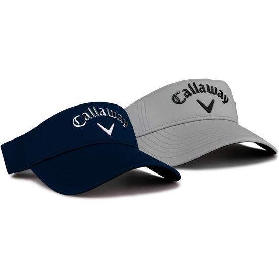 Callaway Golf Men's Liquid Metal Visor - 2020 Model
