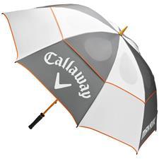Callaway Golf Mavrik Double Canopy Manual Open Umbrella