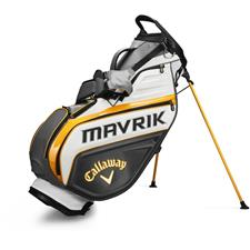 Callaway Golf Mavrik Staff Double Strap Stand Bag