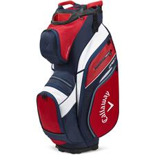Callaway Golf ORG 14 Cart Bag 2020 Model - Red-Navy
