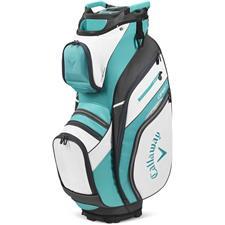 Callaway Golf ORG 14 Cart Bag 2020 Model - White-Teal