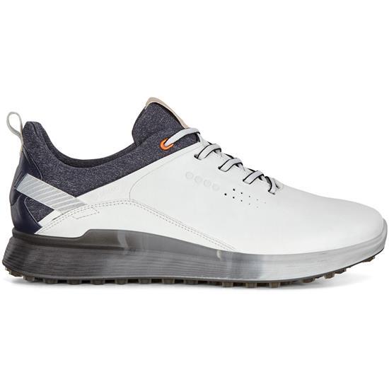 Ecco Golf Men's Golf S-Three Shoe