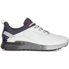 Ecco Golf White Golf S-Three Shoe