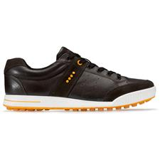 Ecco Golf Licorice-Coffee-Fanta Original Street Golf Shoe
