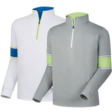 FootJoy Men's Prev. Season Performance 1/2 Zip Pullover