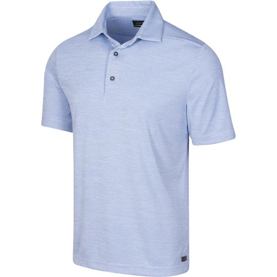 Greg Norman Men's Indigo Polo