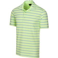 Greg Norman Key West Green Heather ML75 Greenfield Polo
