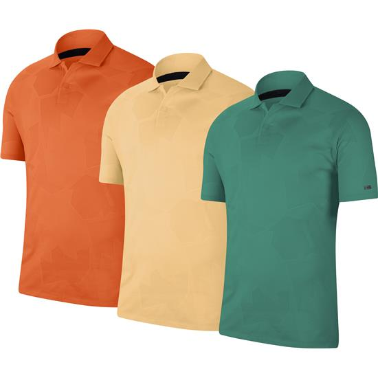 Nike Men's Dry Camo Jacquard Polo