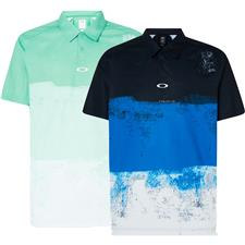 Oakley Men's Color Block Shade Polo