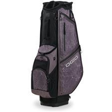 Ogio XIX 14 Cart Bag for Women - Smoke Nova
