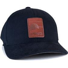 PING Men's Bunker Personalized Hat - Navy