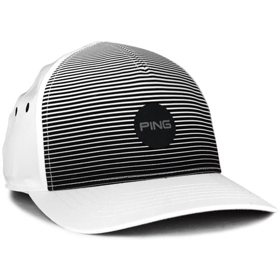 PING Men's Sport Stripe Hat