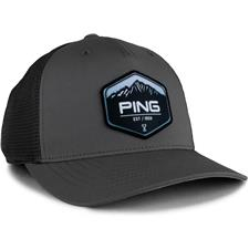 PING Men's Summit Patch Hat - Slate