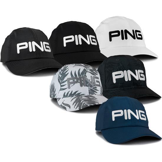 PING Men's Tour Lite Hat