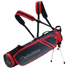 Taylor Made Quiver Stand Bag - Navy-Red