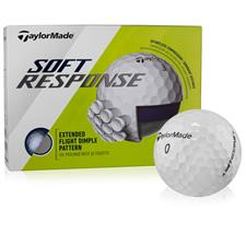 Taylor Made Soft Response Monogram Golf Ball