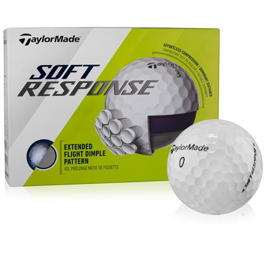 Taylor Made Soft Response Golf Ball