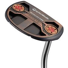 Taylor Made TP Black Copper Collection Putters w/ SS Grip