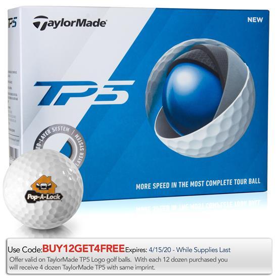 Taylor Made TP5 Golf Balls