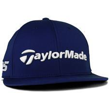 Taylor Made Men's Tour Flatbill Hat - Blue