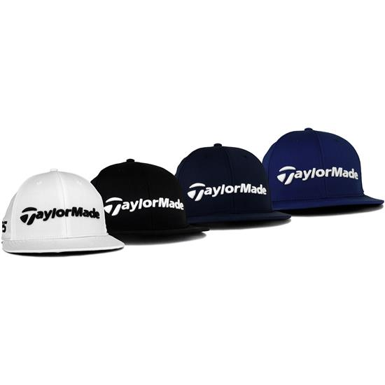Taylor Made Men's Tour Flatbill Hat
