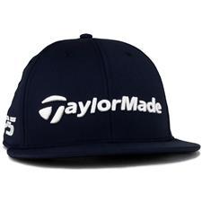 Taylor Made Men's Tour Flatbill Hat - Navy