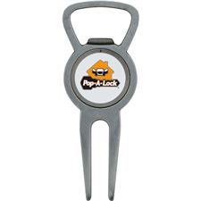 Titan Golf Custom Logo Bartender Divot Tool with Logo Ball Marker