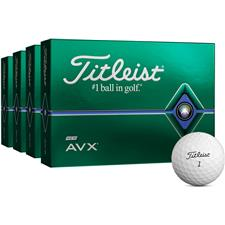 Titleist AVX Golf Balls - Buy 3 DZ Get 1 DZ Free