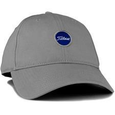 Titleist Men's Montauk Golf Hat - Grey-Royal