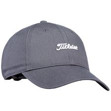Titleist Men's Nantucket Golf Hat - Charcoal-White