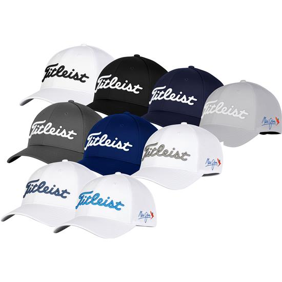 Titleist Men's Tour Sports Mesh Fitted Hat
