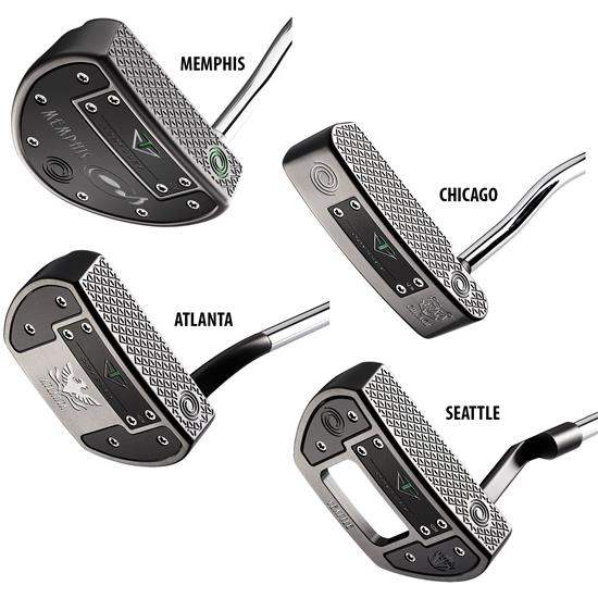 Toulon Design Stroke Lab Putters - 2020 Model