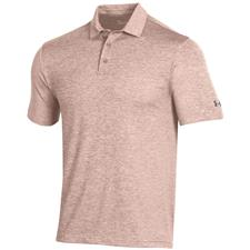 Under Armour Peach Frost Playoff 2.0 Heather Polo 2020 Model